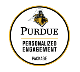 Purdue Personalized Engagement Package