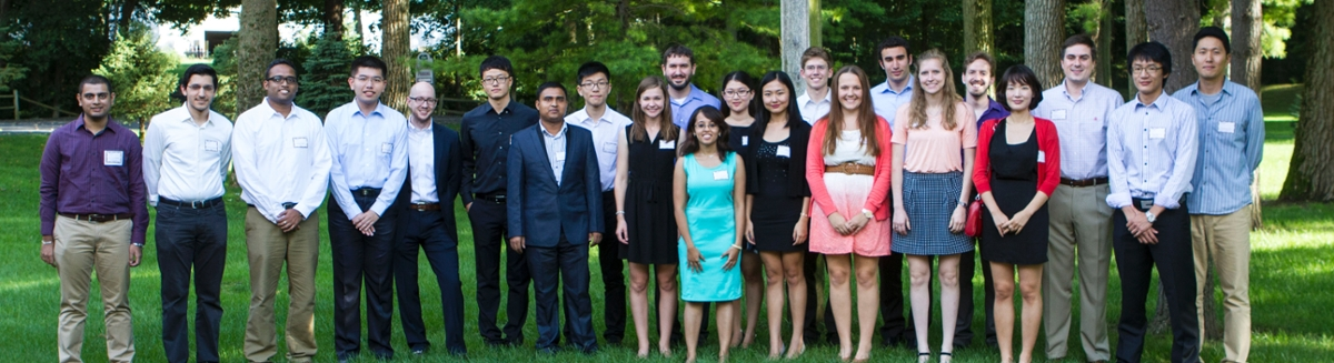 Fall 2013 Incoming PhD Students